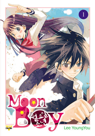 Moon Boy Volume 1 by Lee Young You