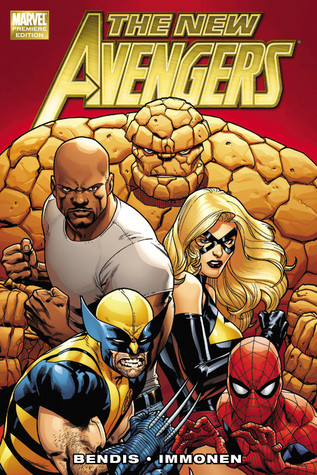 The New Avengers, Volume 1 by Brian Michael Bendis