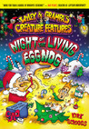 Night of the Living Eggnog by Kirk Scroggs