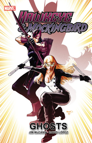 Hawkeye and Mockingbird by Jim McCann