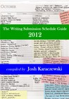 The Writing Submission Schedule Guide Preview