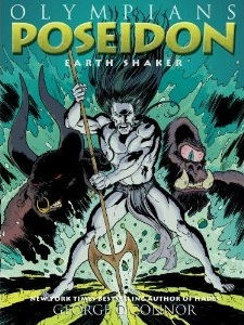 Poseidon: Earth Shaker (Olympians, #5)