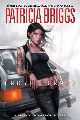 Review & Giveaway: Frost Burned by Patricia Briggs