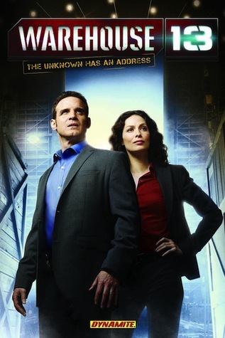 Warehouse 13 Volume 1 Tp by Ben Raab