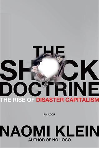Download free The Shock Doctrine: The Rise of Disaster Capitalism by Naomi Klein iBook
