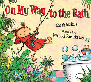 On My Way to the Bath by Sarah Maizes