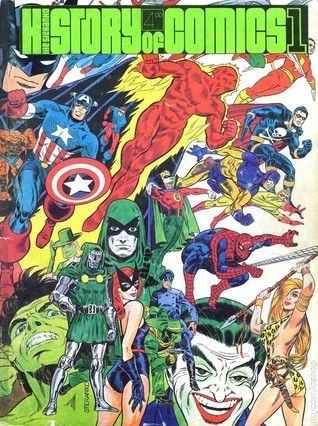 The Steranko History of Comics, Vol. 1