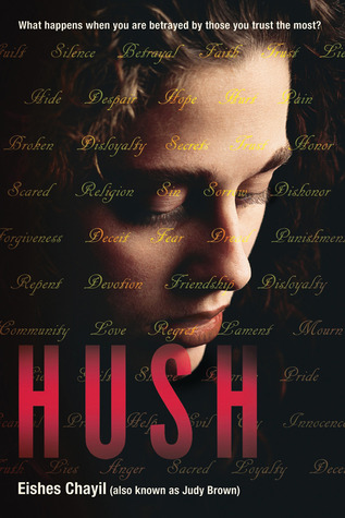 Free online download Hush PDF by Eishes Chayil, Judy  Brown
