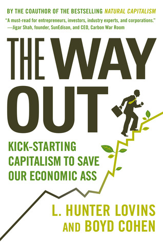 January's book, Climate Capitalism/The Way Out