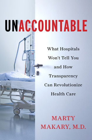 Unaccountable by Marty Makary