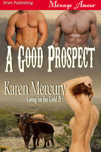A Good Prospect (Going for the Gold, #3)