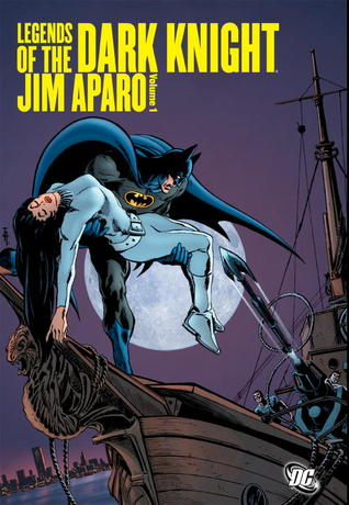 Legends of the Dark Knight by Jim Aparo