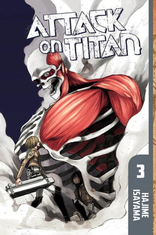 Attack on Titan, Volume 3 (Attack on Titan, #3)