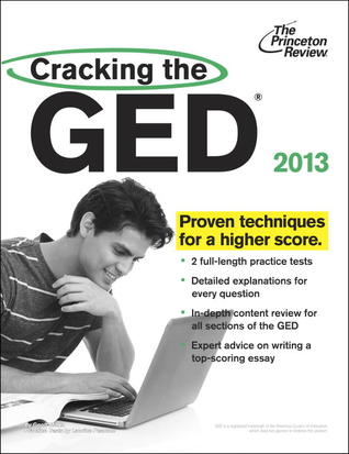 Cracking the GED, 2013 Edition