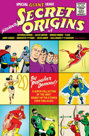 DC Universe Secret Origins