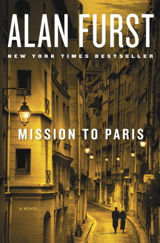 Mission to Paris (Night Soldiers #12) (REQ) - Alan Furst