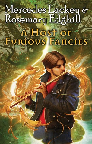 A Host of Furious Fancies by Mercedes Lackey