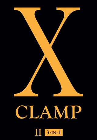 X, Vol. 2 by CLAMP