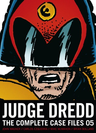 Judge Dredd by John Wagner