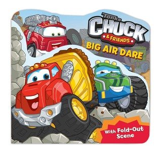 The Chuck and Friends Big Air Dare by Reader's Digest