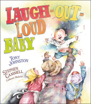 Laugh-Out-Loud Baby: with audio recording