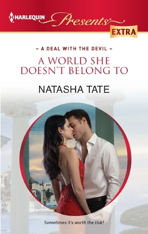 A World She Doesn't Belong To by Natasha Tate