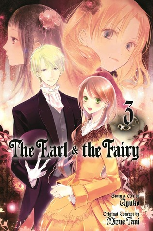 Manga Review: The Earl and the Fairy, Volume 3