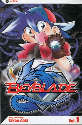 Free download Beyblade, Vol. 1 FB2 by Takao Aoki