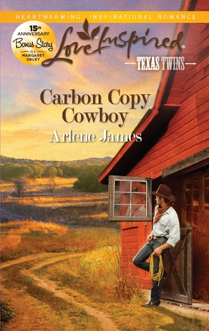 Carbon Copy Cowboy (Texas Twins, #3)