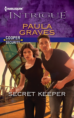 Secret Keeper  (Cooper, #12) by Paula Graves