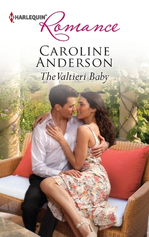 The Valtieri Baby by Caroline Anderson