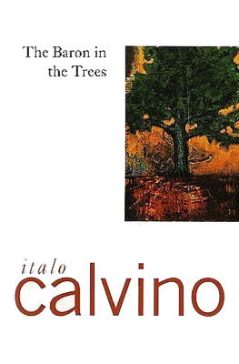 The Baron in the Trees by Italo Calvino