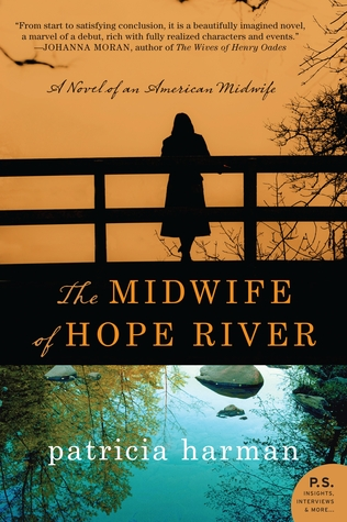 The Midwife of Hope River by Patrica Harman
