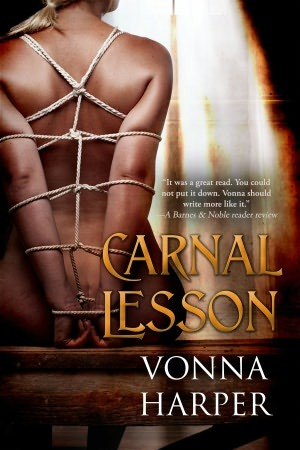 Carnal Lesson (Carnal Incorporated #2)