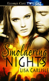 Smoldering Nights (Underground Encounters, #1)