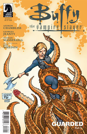 Buffy the Vampire Slayer: Guarded, Part 2 (Buffy the Vampire Slayer: Season 9 (issues) #12)