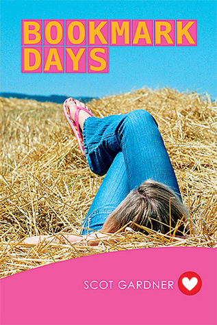 Bookmark Days by Scot Gardner