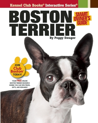 Boston Terrier by Peggy Swager