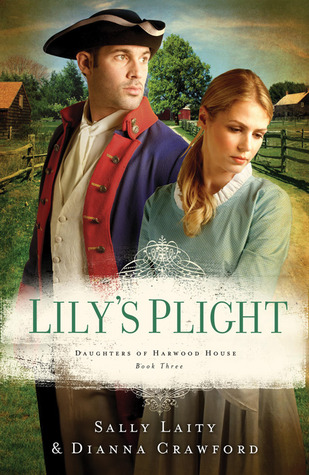 Lily's Plight by Sally Laity