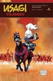 Usagi Yojimbo, Vol. 1: The Ronin