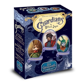 The Guardians: Nicholas St. North and the Battle of the Nightmare King, E. Aster Bunnymund and the Warrior Eggs at the Earth
