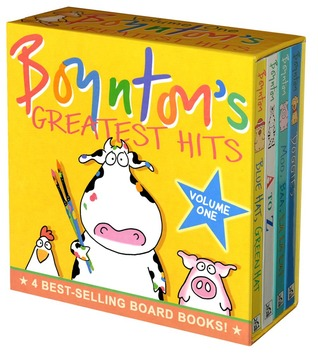 Boynton's Greatest Hits: Volume 1/Blue Hat, Green Hat; A to Z; Moo, Baa, La La La!; Doggies