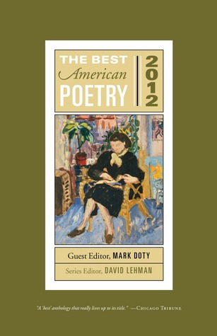 The Best American Poetry, 2012