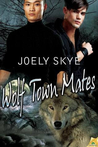 Wolf Town Mates by Joely Skye