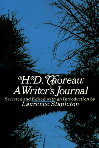 A Writer's Journal by Henry David Thoreau