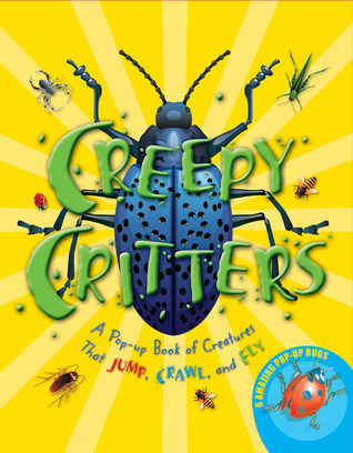 Creepy Critters by Robin Bouttell