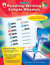 Reading/Writing Simple Rhymes, Grades 1 - 3: Rhymes with One Spelling Pattern