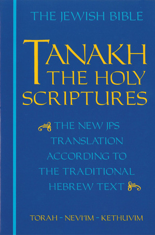 JPS TANAKH by Anonymous