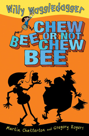 Chew Bee or Not Chew Bee by Martin Chatterton