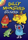 Silly Monsters Stickers